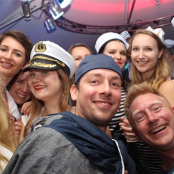 Fotos der Bootsparty vom 29.07.