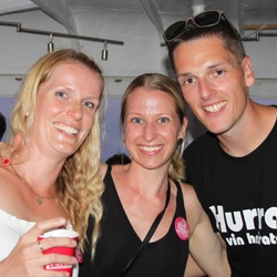 Fotos der Bootsparty vom 04.08.