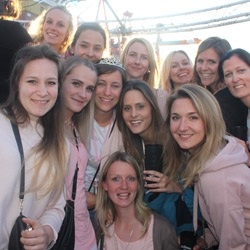 Fotos der Bootsparty am 04.05.